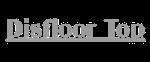 logo disfloor top gris