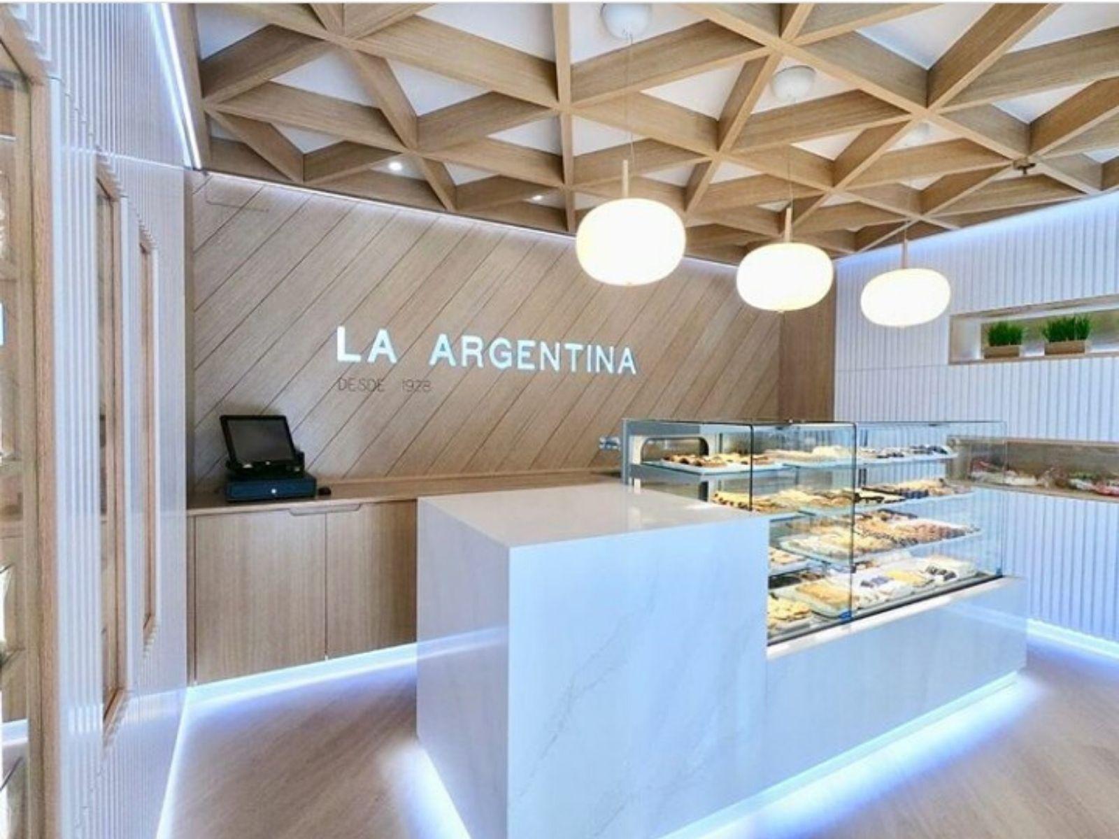 Pastelería La Argentina